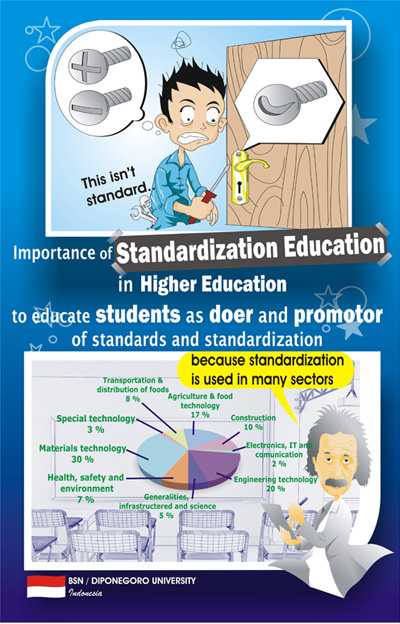 standardization education
